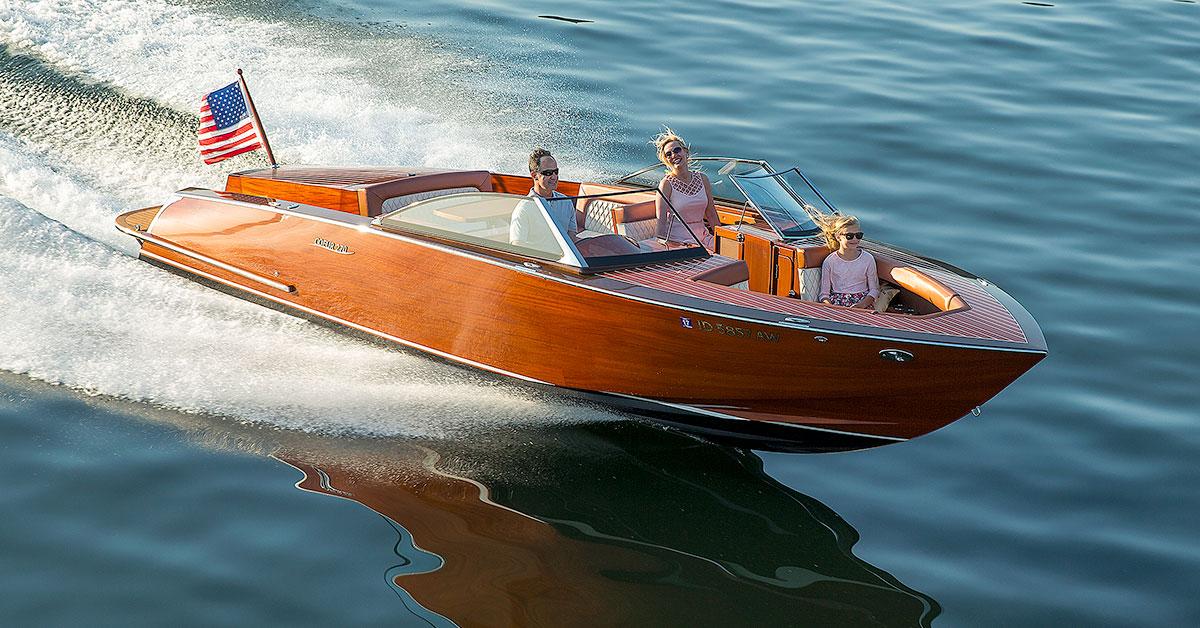 Coeur Customs Wood Boats - Coeur d'Alene, Idaho