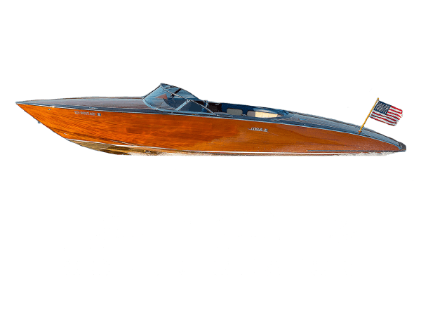 Custom Wooden Boats for Sale